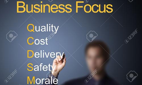 Perhatikan Kualitas, Biaya dan Penghantaran Produk