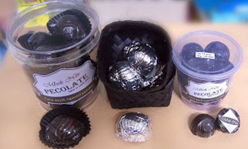 "Coklat Rasa Pecel ""Chococel"""