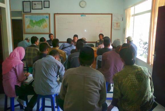 Pertemuan dan Sosialisasi Rencana Pendirian Credit Union
