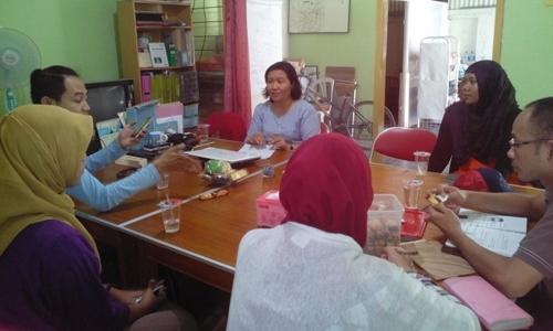 Assessment Minat, Kapasitas dan Peluang untuk Yayasan Bambu Nusantara, Madiun, 14-16 Oktober 2015