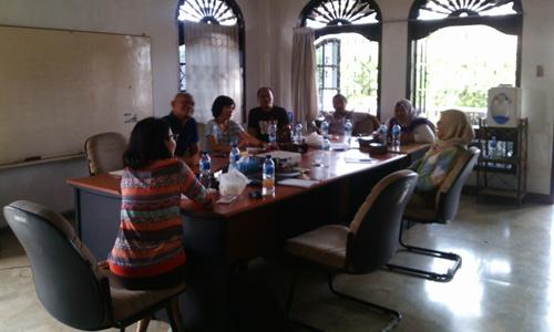 Assessment Minat, Kapasitas dan Peluang untuk Yayasan Galatea, Medan, 7-9 Oktober 2015
