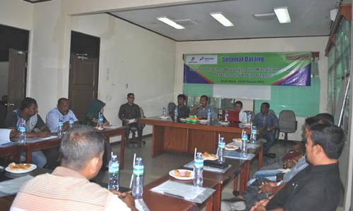 "Liputan Pelatihan Keuangan dan Manajemen Koperasi Perkebunan ""Kakao Unggul"", Aceh Utara, 25-26 Januari 2016"