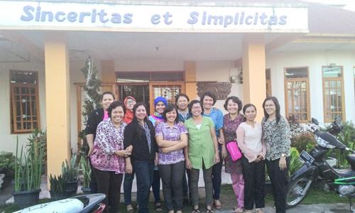 Finalisasi Business Plan & Pelatihan Keuangan untuk Mitra ICCO-Kopwan Pesada Perempuan, Kab. Dairi, 25-26 Januari 2016