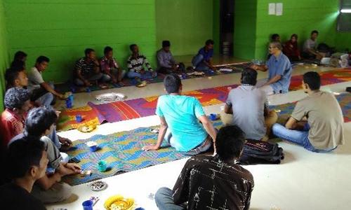 Pelatihan Pendampingan Keuangan UD Madu Hutan YRBI bagi Petani Madu Hutan, Leumbah Seulawah, 21-24 Februari 2016
