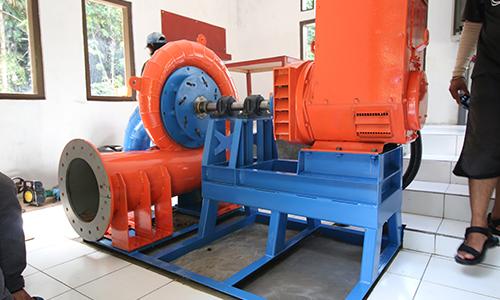 Penggunaan Energi Air untuk Rumah Tangga dan Usaha Kakao di Kabupaten Mahakam Ulu