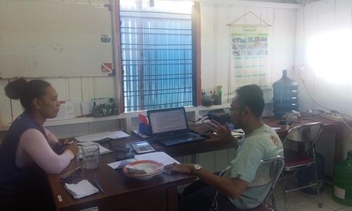 Sosialisasi Business Plan untuk Mitra Consevation Internasional Indonesia KSU Mbilin Kayam, Sorong-Papua Barat, 5-8 April 2016