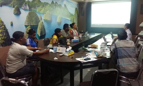 Program Penguatan Unit Usaha & Sosialisasi Business Plan Koperasi Mbilin Kayam, Kota Sorong, 5-8 April 2016