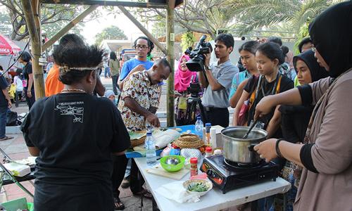 Icip-icip Dapur Nusantara