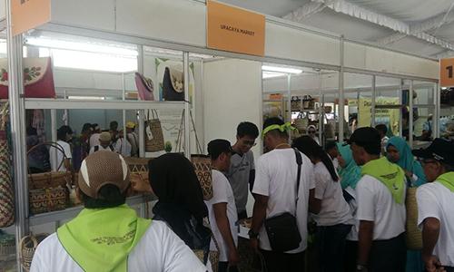 Jambore Masyarakat Gambut, Kalimantan Selatan, 28-30 April 2018
