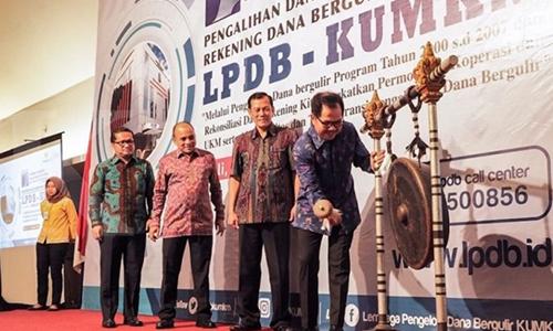 Koperasi produktif dapat prioritas dana bergulir LPDB